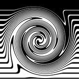 Переплетенные линии Стоковая Фотография RF