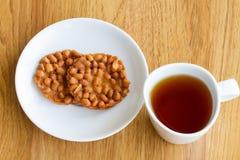 Перерыв на чай Стоковое Изображение RF