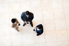 Перерыв на чашку кофе сотрудников Стоковое Изображение RF