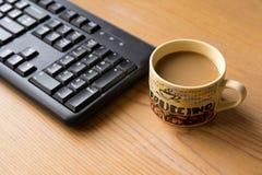 Перерыв на чашку кофе Стоковое Изображение RF