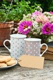 Перерыв на чашку кофе Стоковое Изображение