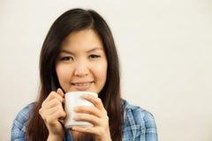 Перерыв на чашку кофе Стоковое Фото