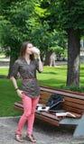 Перерыв на чашку кофе Стоковые Фото