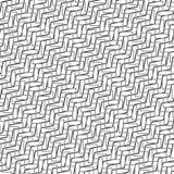 Пересекать выравнивает решетку, цепляет картину плавно repeatable Стоковая Фотография RF
