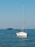 Пересекать гавань Стоковое фото RF