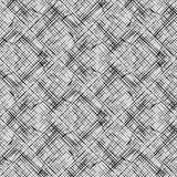 Пересекая вкосую линии на белой предпосылке Стоковая Фотография
