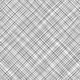 Пересекая вкосую линии на белой предпосылке Стоковое фото RF