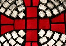 пересеките красный цвет Стоковые Фотографии RF