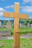 пересеките тягчайший нищего плохой s деревянный Стоковая Фотография RF
