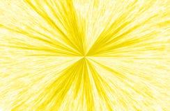 Пересечение на этап абстрактная предпосылка yellow Стоковое Изображение RF