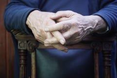 2 пересеченной руки Стоковая Фотография RF