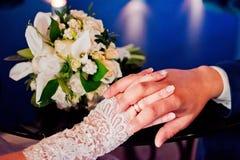 Пересеченные рукоятки Стоковая Фотография RF