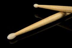 Пересеченные Drumsticks 2 Стоковые Изображения