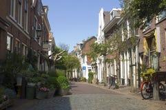 переулок привлекательно старомодный Стоковая Фотография RF