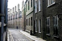 переулок старый Стоковые Фотографии RF