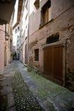 переулок туго Стоковое Изображение RF
