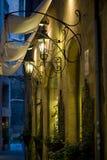 Переулок Стоковое фото RF