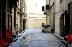 переулок Стоковое Фото