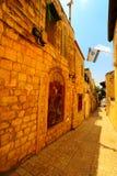 переулок стоковая фотография rf