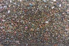 Переулок Bubblegum - St Higuera стоковое изображение