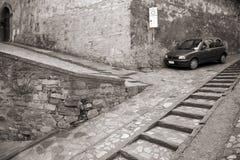 переулок umbria Стоковое Изображение RF