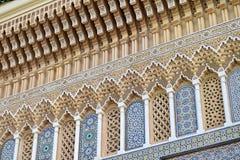 Переулки Fez, Марокко Стоковые Фотографии RF