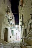 Переулок Апулии Стоковая Фотография RF