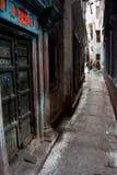 Переулок в Варанаси Стоковое фото RF