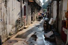 Переулок в kung sai Стоковые Изображения