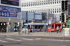 Переулок Магдебург Ernst Reuter Стоковое Фото