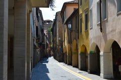 Переулок Падуи Стоковая Фотография RF