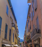 переулок Франция Стоковое фото RF