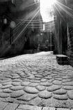 Переулок Чарлстона стоковая фотография