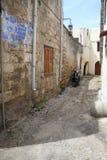 Переулок Стоковые Изображения