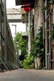 Переулок Стоковые Фото