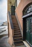 Переулок Camogli Стоковые Изображения RF
