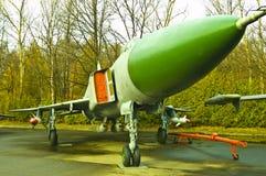перехватчик самолет-истребителя su15tm стоковые изображения