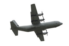 переход изолированный самолетом Стоковая Фотография RF