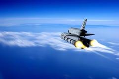 переход космоса Стоковые Изображения RF