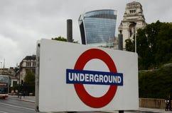 Переход Лондона Стоковые Фотографии RF