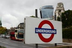 Переход Лондона Стоковое Изображение