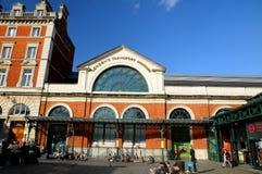 переход музея london Стоковое Изображение