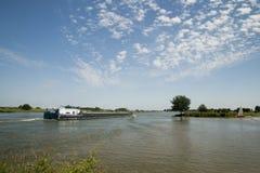 переход реки стоковое изображение rf