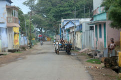 Переход в Индии Стоковая Фотография RF