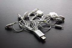Переходники USB Multi Стоковые Фотографии RF