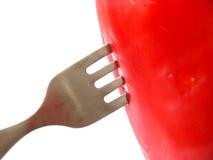 перец вилки стоковая фотография rf