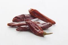 перец высушенный chili Стоковые Фото