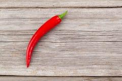Перец красного Chili Стоковое фото RF