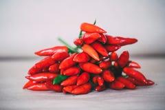перец chili горячий Стоковые Фото