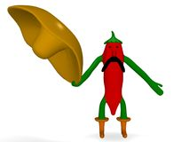 перец chili Стоковые Фотографии RF